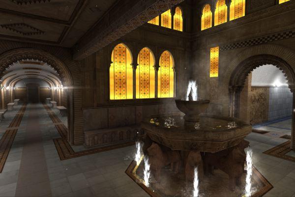 Archena Baths VR Experience