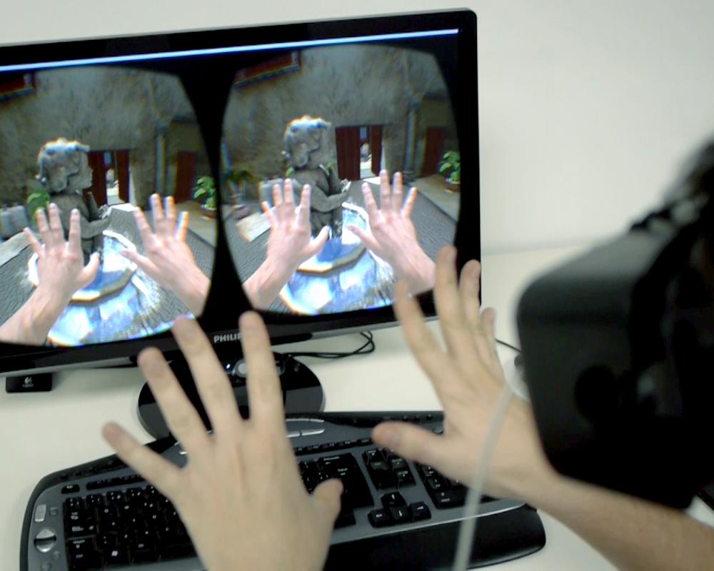 Virtual reality demo Spanish